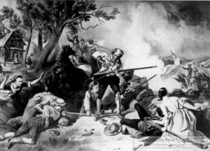 Illustration for the American Revolution