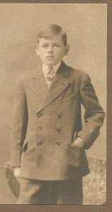James PH Roane circa 1907