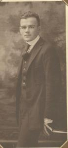 James PH Roane circa 1911