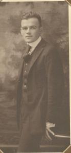 James PH Roane circa 1911