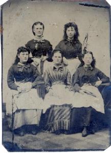 Mill Girls, 1870s