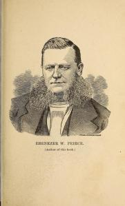 Portrait of Ebenezer Weaver Peirce c. 1878